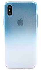 Devia Amber Case for iPhone X - Blue