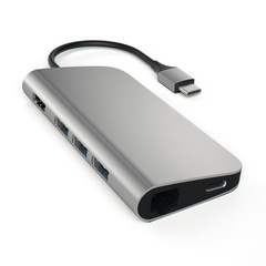 Satechi Type-C MultiPort Adapter - Space Gray