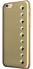 Occa Stark Leather Collection for iphone 6/6S - Khaki