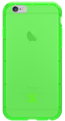 Philo Airshock Case for iPhone 6/6S - Neon Green