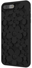SwitchEasy Fleur case for iPhone 7/8 Plus - Black