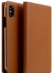 SLG D5 CSL Case for iPhone X - Camel