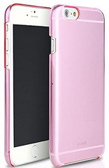 Inner Exile HYDRA Self Healing Case for iPhone 6 ONLY - Transparent Pink