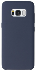 Silicone Case for Samsung Galaxy S8 - Midnight Blue