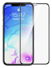 Entire View 3D Curved Tempered Glass