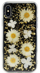 SwitchEasy Flash Case for iPhone Xs - Daisy