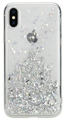 SwitchEasy Starfield case for iPhone Xs - Ultra Clear