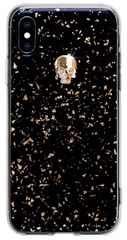 BMT Treasure Black Gold Skull case for iPhone X/Xs