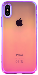 Devia Aurora Case for iPhone Xs - Viola (without packaging)