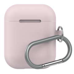 LabC Airpods Silicone Hang Case - Pink