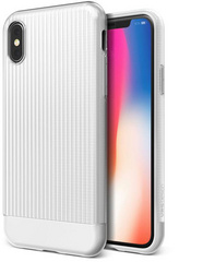Verus Shine Coat Series case for iPhone X/Xs - White