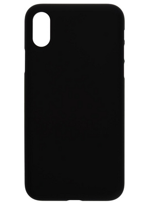 uk availability 32739 7fed7 Power Support Air Jacket Rubber for iPhone Xs Max - Black « Natrag
