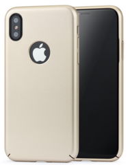 Meleovo Pure Gear Case for iPhone X - Gold