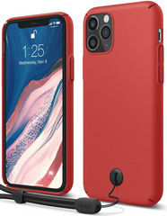 ELAGO Slim Fit Strap Case for iPhone 11 PRO Max - Red