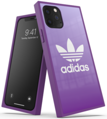 Adidas Square Case for iPhone 11 PRO - Purple