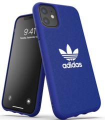 Adidas Moulded Case for iPhone 11 - Blue