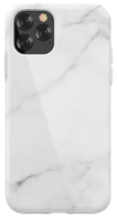 DEVIA Marble Case for iPhone 11 PRO Max - White