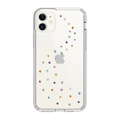 BMT Milky Way Clear case for iPhone 11 - Cotton Candy