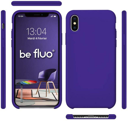 Moxie Original Silicone Case for iPhone Xs Max - Violet