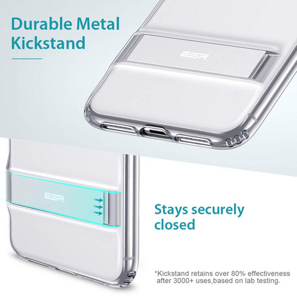 ESR Air Shield Boost with Kickstand for iPhone 11 - Clear