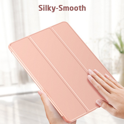Sdesign Rebound Silicone Case for iPad Air 2019 - Rose Gold