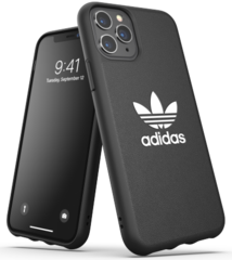 Adidas Moulded Case for iPhone 11 PRO Max - Black