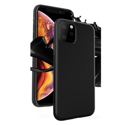 Original Silicone 360° Case for iPhone 11 PRO - Black