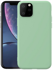 Original Silicone 360° Case for iPhone 11 PRO Max - Mint Green