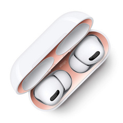 Elago Airpods Pro Dust Guard - Rose Gold (2 sets)