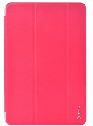 Light Grace iPad Air 2019 case - Rose Red
