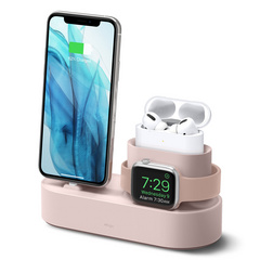 Trio Pro Charging Stand - Sand Pink