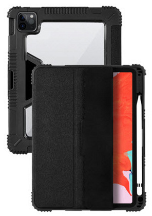 Devia Shockproof Case for iPad 11'' 2020 - Black