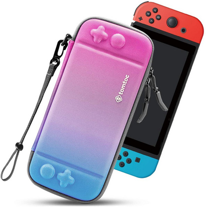 TomToc Nintendo Switch Slim Case - Galaxy