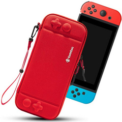 TomToc Nintendo Switch Slim Case - Red