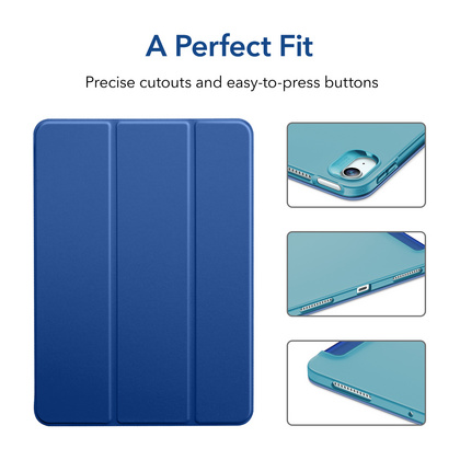 Sdesign Silicone Case for iPad Air 4 - Blue
