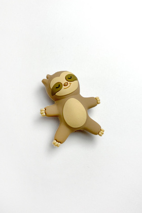 MojiPower Cable Protector - Lazy Sloth