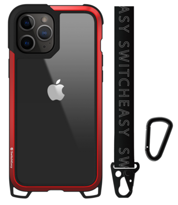 SwitchEasy Odysey for iPhone 12 PRO Max - Red