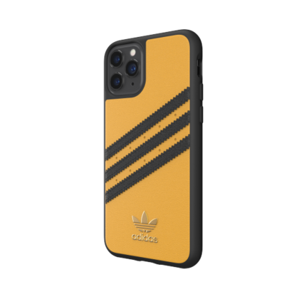 Adidas Moulded Case for iPhone 11 PRO - Yellow