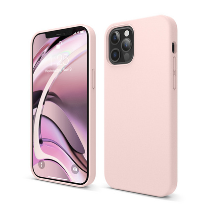 ELAGO Silicone Case for iPhone 12 PRO Max - Lovely Pink