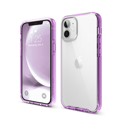 ELAGO Hybrid Case for iPhone 12 Mini - Lavanda