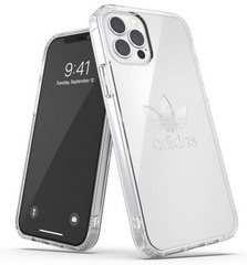 Adidas Entry Case for iPhone 12/PRO - Clear