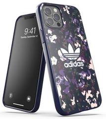 Adidas Graphic Case for iPhone 12/PRO - Violet
