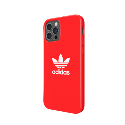Adidas Glossy Case for iPhone 12 PRO Max - Red