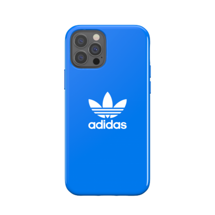 Adidas Glossy Case for iPhone 12 PRO Max - Blue