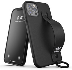 Adidas Hand Strap Case for iPhone 12/PRO - Black