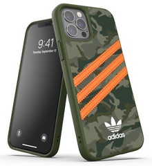 Adidas Moulded Case for iPhone 12/PRO - Orange