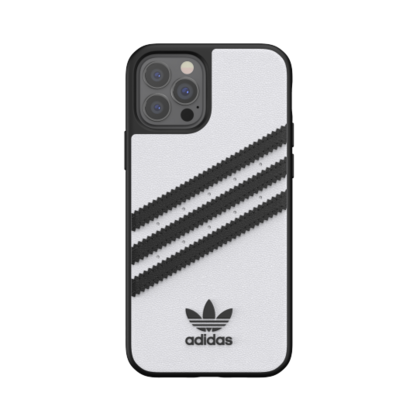 Adidas Moulded Case for iPhone 12/PRO - White