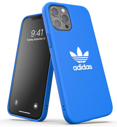 Adidas Moulded Case for iPhone 12 PRO Max - Blue