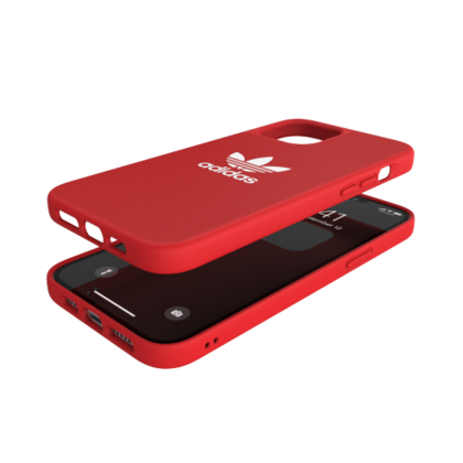 Adidas Canvas Case for iPhone 12 PRO Max - Red