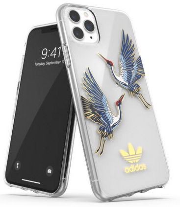 Adidas Snap Case ENTRY for iPhone 11 PRO Max - Bird